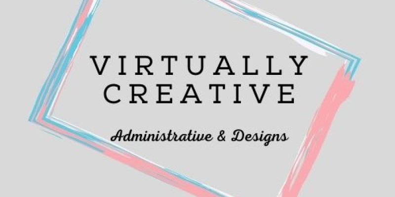 Virtually Creative – Administrative & Designs